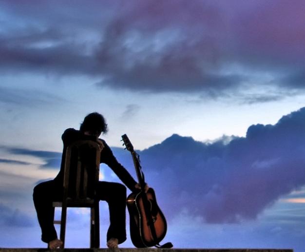 amador e profissional de música