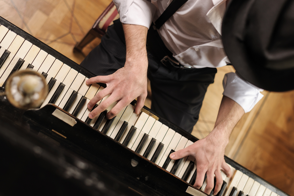 aprender piano
